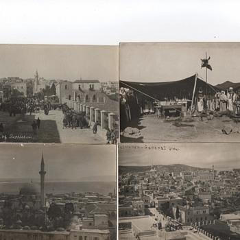 Palestine Israel Middle East Corpus Christi 1925