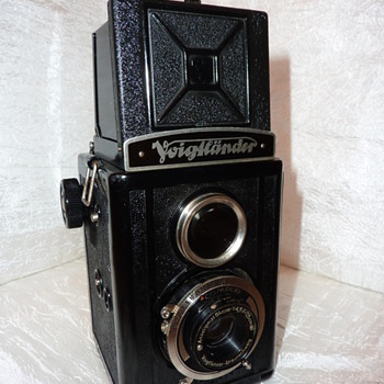 Voigtlander Brilliant - Cameras