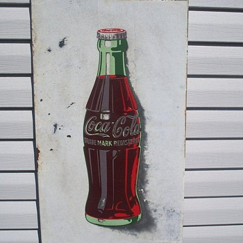 Our find is a mystery to us, help - Coca-Cola