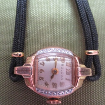 bulova old watch