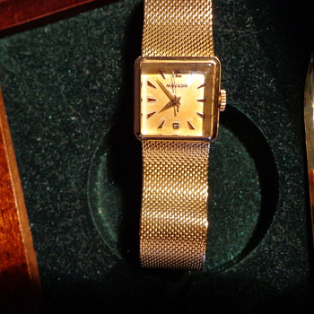 Movado Women&#039;s Watch - Purchased in 1958