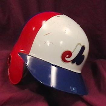 1979 Rusty Staub Montreal Expos Batting Helmet