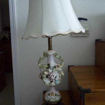 Grandmas Lamp