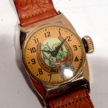 1955 Dale Evans Watch - Wristwatches