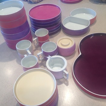 Block Chromatics Germany - China and Dinnerware