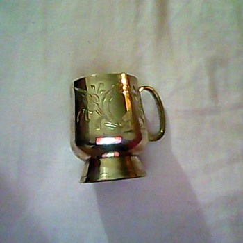 Old Christening Cup
