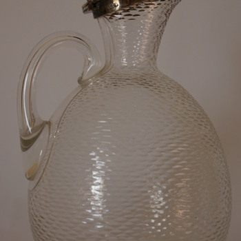 Hukin & Heath Claret Jug - Bottles
