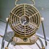 """Albin Sprenger """"Astron 2000"""" Heater Fan ca. 1960"""