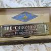 "Vintage M. HOHNER, ""The Chromonica""  Harmonica"