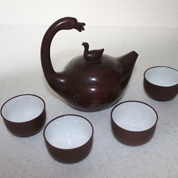 Asian Tea Set - Asian