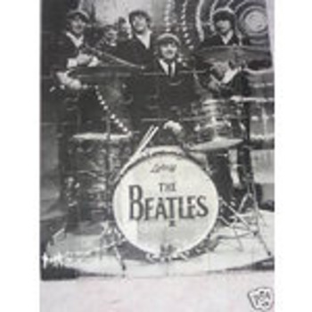 Vintage Official Beatles Fan Club Puzzle NEMS NET LTD 64 - Music
