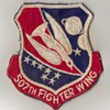 USAF 507th Fighter Wing patch