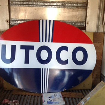 Very cool UTOCO sign