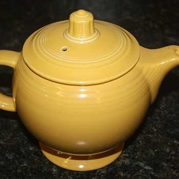 Fiesta Medium Size Tea Pot - China and Dinnerware