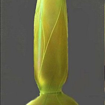 LOETZ  P. G. 166 VASE - Art Glass