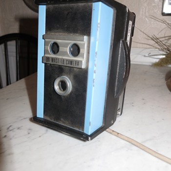 Mast Identification Camera