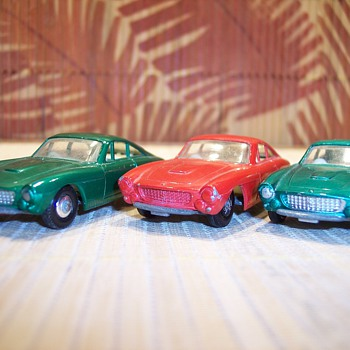 Ferrari Berlinetta - Model Cars