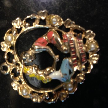 Vintage Disney pendant