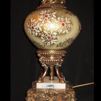 Age or Era of this lamp?