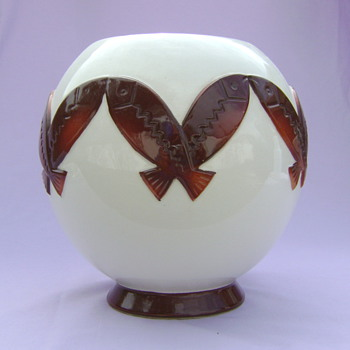 art deco era Kent Art Ware from Japan  - Art Deco