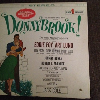 DONNYBROOK! - Records