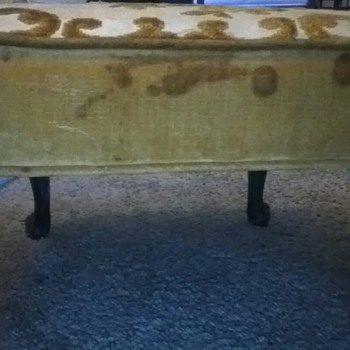 i also came across this foot stool  - Furniture