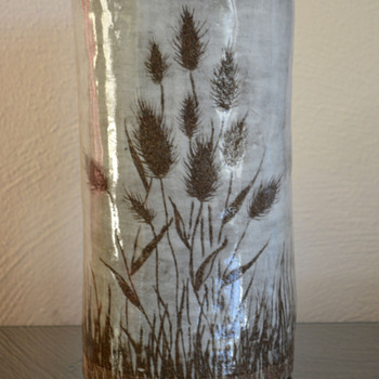 Art Pottery Flower Vase