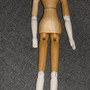 James Orem Tuck Comb Doll