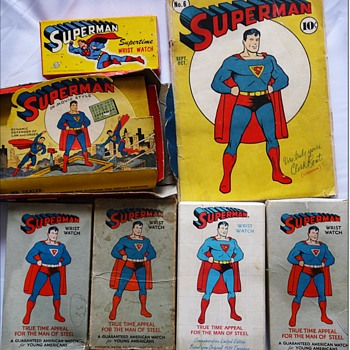 Superman Collection  - Wristwatches