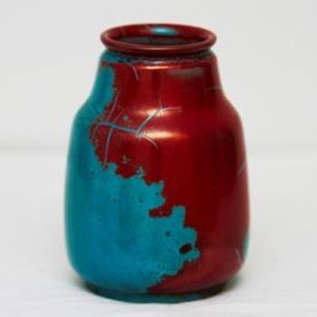 P. Ipsens Enke Vase, 1933 - Art Pottery