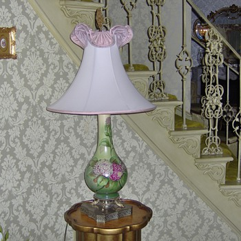 Knickerbocker Indusries Lamp - Lamps