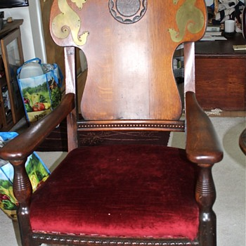 What is this chair? - Furniture