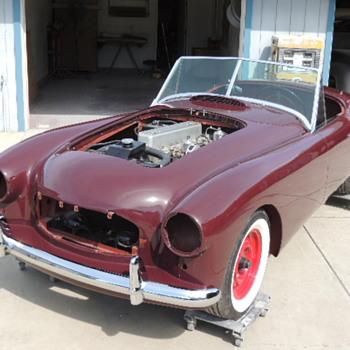 1951 NASH HEALEY - Classic Cars