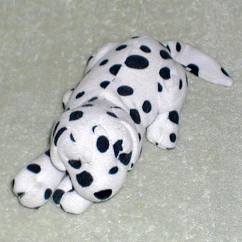 Dalmatian Dog Plush Toy
