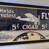 Original Lithograph &quot;World&#039;s Greatest&quot; Flyer Cigar ad