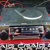 Muntz 8 track 4 program solid state car stereo