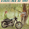 1966 Triumph Motorcycle Brochure