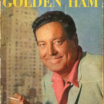 """The Golden Ham""…Jackie Gleason Biography, by Jim bishop - Books"