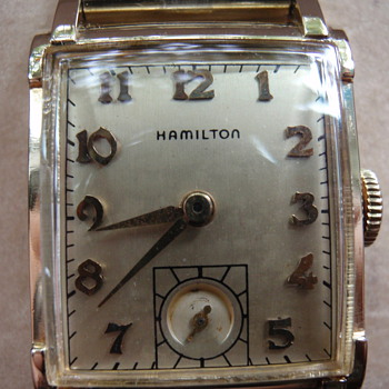 1948 Hamilton Perry - Wristwatches