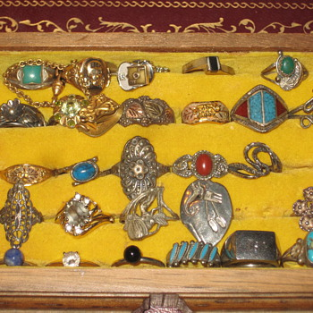  old Rings from the past