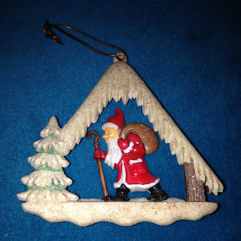 Ges. Gesch. Christmas Ornament