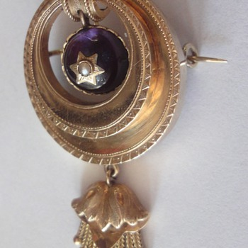 What period is this brooch/pendant? - Fine Jewelry