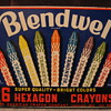 Blendwel Crayon Tin