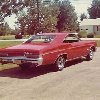 1966 Impala ss - Classic Cars