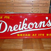 Dreikorn&#039;s Bread Sign 1930&#039;s