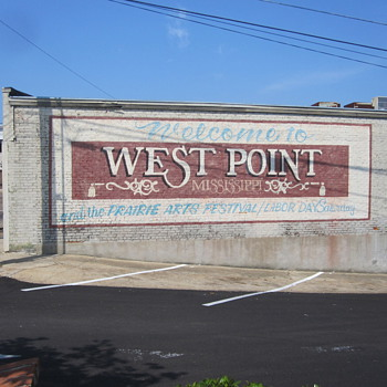 West Point Mississippi Trippin ! - Advertising
