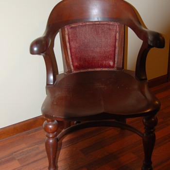 Grandma's old chair