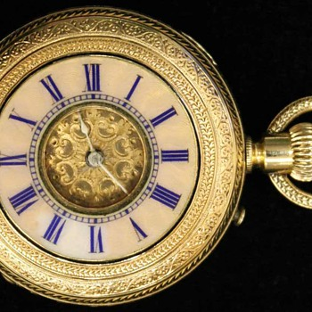 Beautiful Watch - Pocket Watches