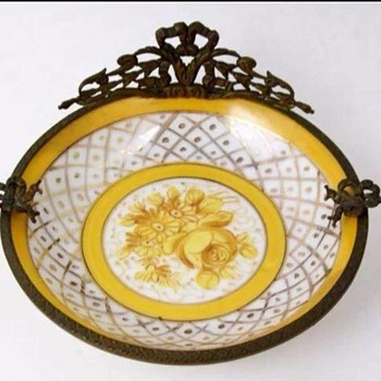 Vintage Limoges Ashtray-France