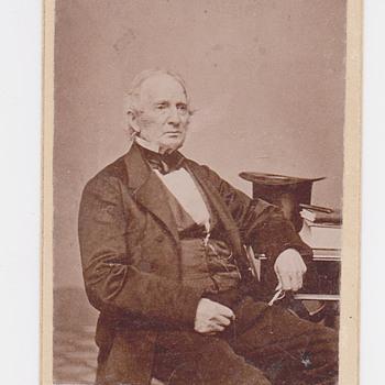 Perley Putnam CDV 1863 - Photographs